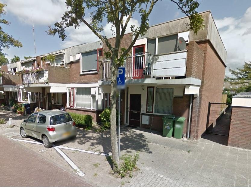 Jan Palachstraat